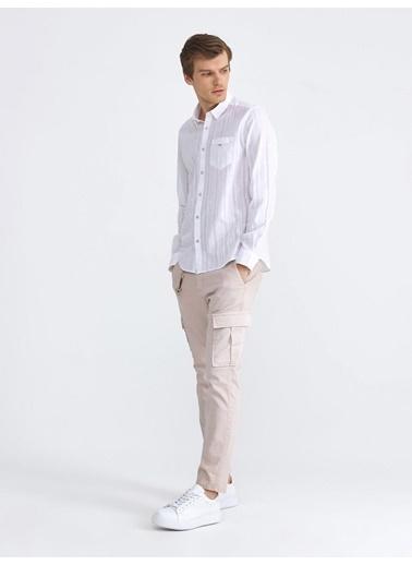 Xint Gömlek Beyaz